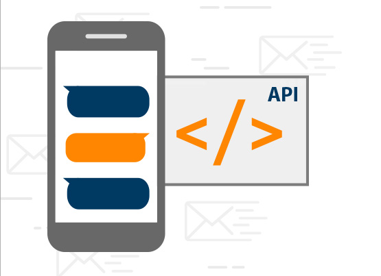 With Mailpro SMS API your application can send SMS