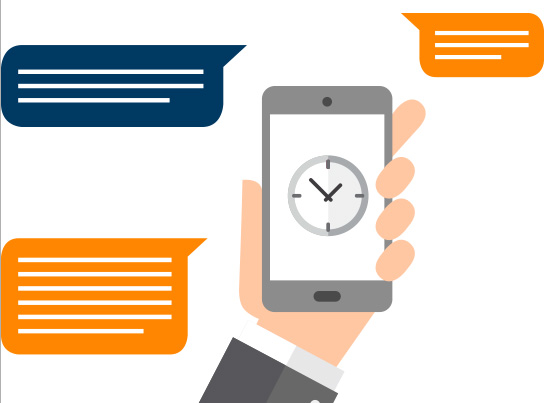 Schedule your SMS Campaign in advance and save time