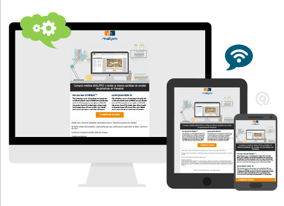 Responsive Newsletters