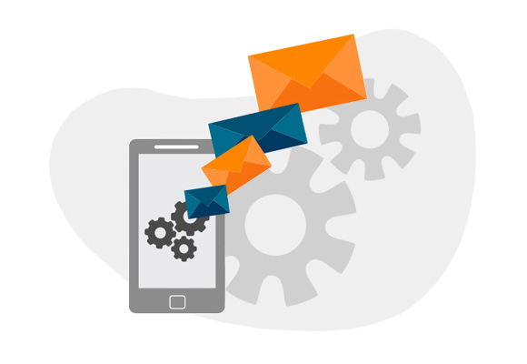 Run SMS campaigns effortlessly