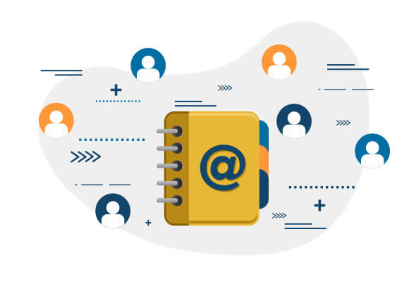 Manage your Email Contact List